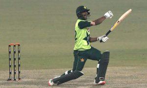 Pakistan wins T20 series