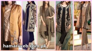 Simple and Unique Party Wear Dresses In Pakistan 2021
